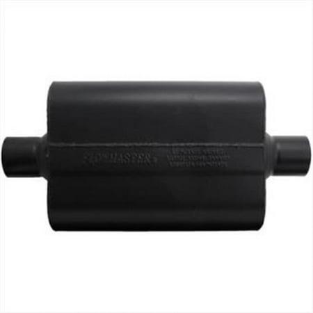 Transamerican Auto Parts Flw942545 2 5 In  Flowmaster Super 44 Delta Flow Muffler For Center Inlet   Outlet
