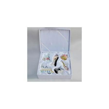 Wedding Gifts For Bride And Groom Walmart : ... Wedding Bride and Groom, Champagne Christmas OrnamentsWalmart.com