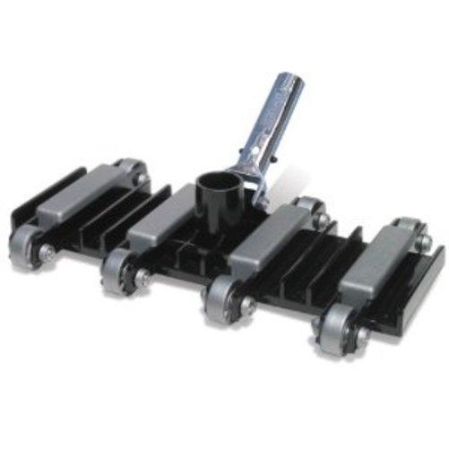 Poolmaster 27201 Premier Flexible Vacuum Head with Metal Handle, 14-1/2-Inch Multi-Colored