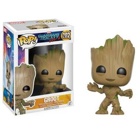 Funko Pop  Movies  Guardians Of The Galaxy Vol 2   Groot