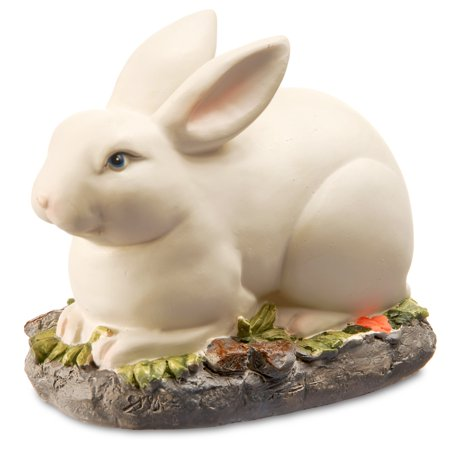 """Resting Bunny (7.5"""" Handcrafted Resting Bunny )"""