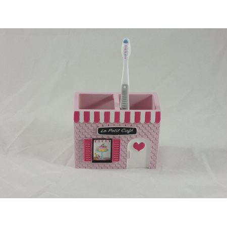 Mainstays Kids Paris Toothbrush Holder, 1 Each