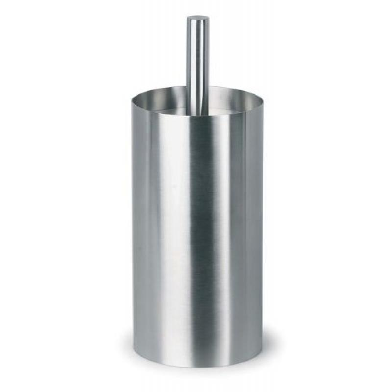 Blomus Duo Bath Toilet Brush with Conceal Stand Holder Stainless Steel 68521