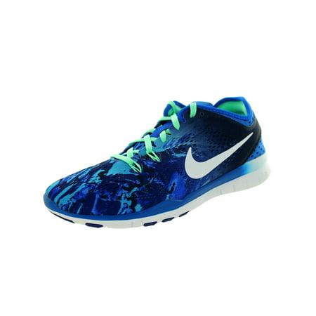 386afc984ed4 Nike - Nike Women s Free 5.0 Tr Fit 5 Prt Training Shoe - Walmart.com