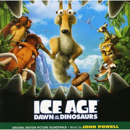 Ice Age: Dawn Of The Dinosaurs Score