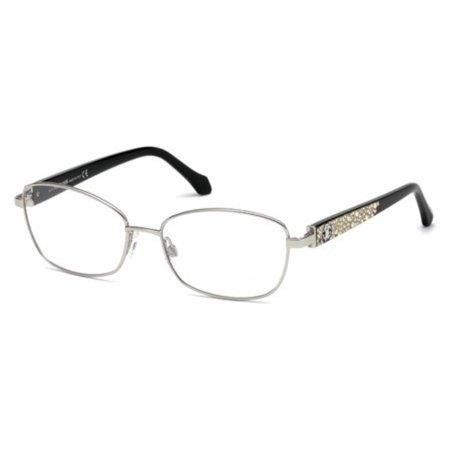 Eyeglasses Roberto Cavalli Rc 5002 Abetone 016 Shiny Palladium