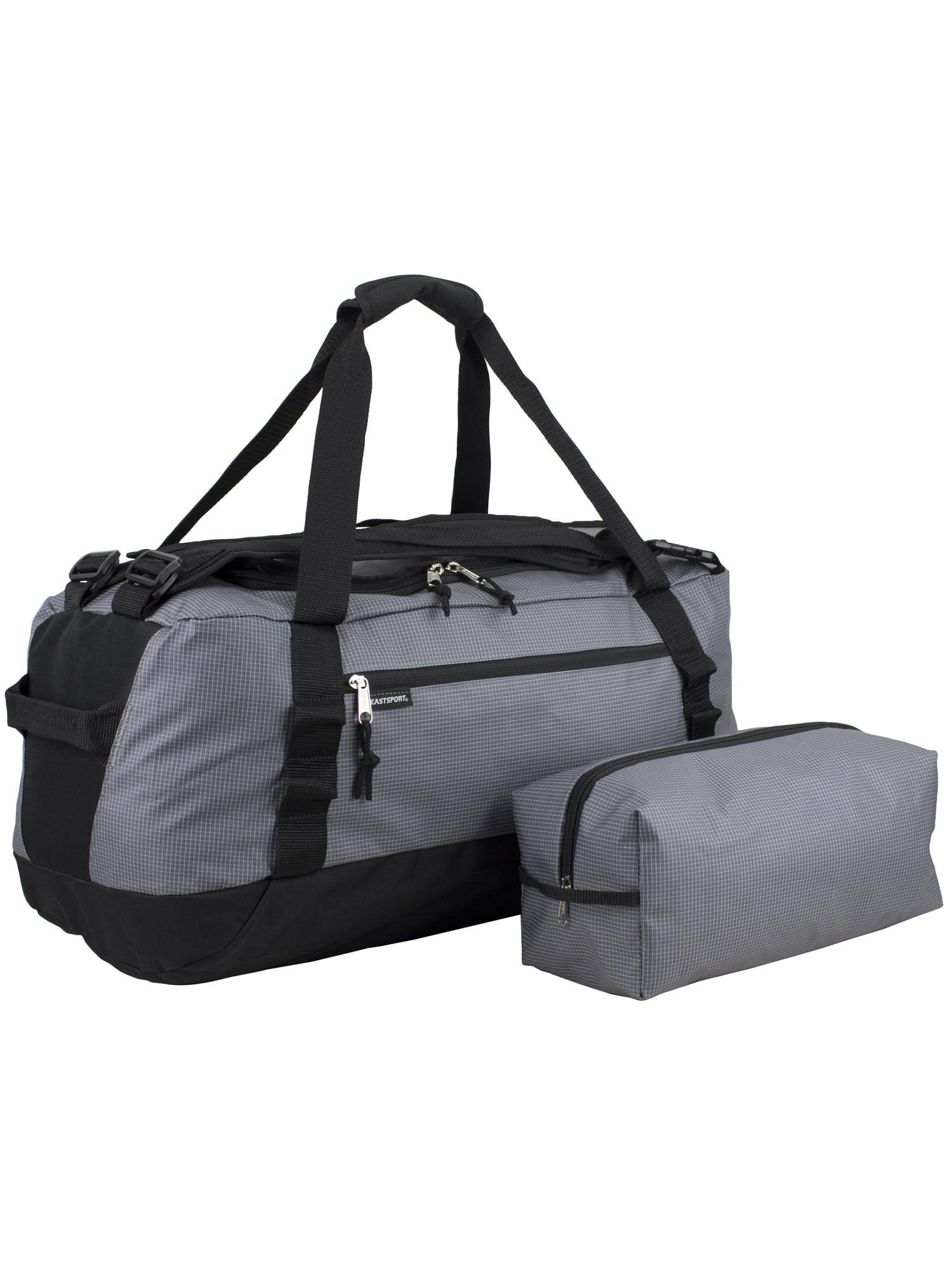 Eastsport Large Duffel Convertible Backpack