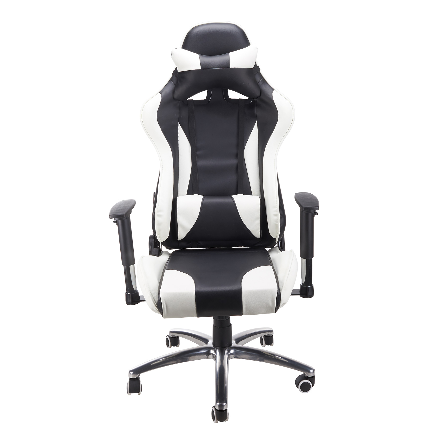 Pinty Gaming Racing Style Office Desk Chair Bucket Seat