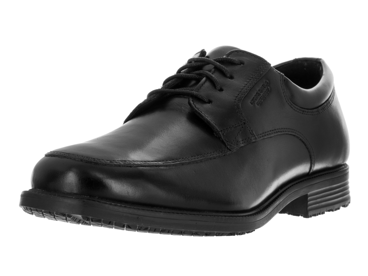 Rockport Essential Details Waterproof Apron Toe Oxford Shoe Mens by Rockport