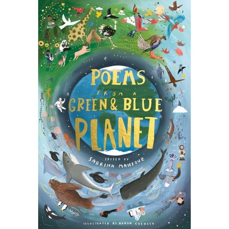 Poems from a Green and Blue Planet - eBook