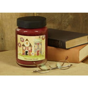 LANG Welcome Home 26-Ounce Jar Candle, Scented with a Mixture of Apple, Clove, Orange and Juniper Berries