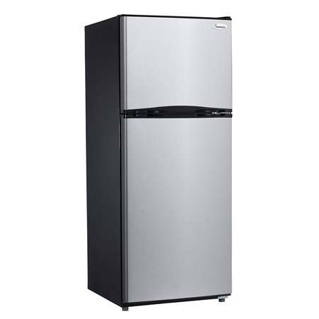 Impecca RA-2103ST Frost Free 9.9 cu.ft. Apartment Refrigerator with ...
