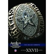 Nfl America's Game: 1992 Cowboys (Super Bowl XXVII) ( (DVD)) by