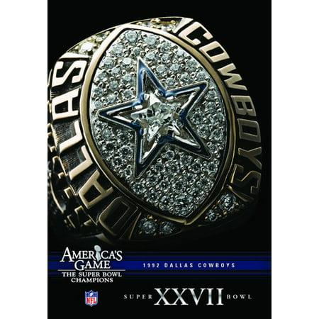 Dallas Clark Super Bowl (NFL America's Game: Dallas Cowboys Super Bowl XXVII)