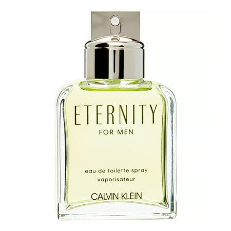Calvin Klein Eternity Eau De Toilette Spray, Cologne for Men, 1 Oz Mint Cologne Spray