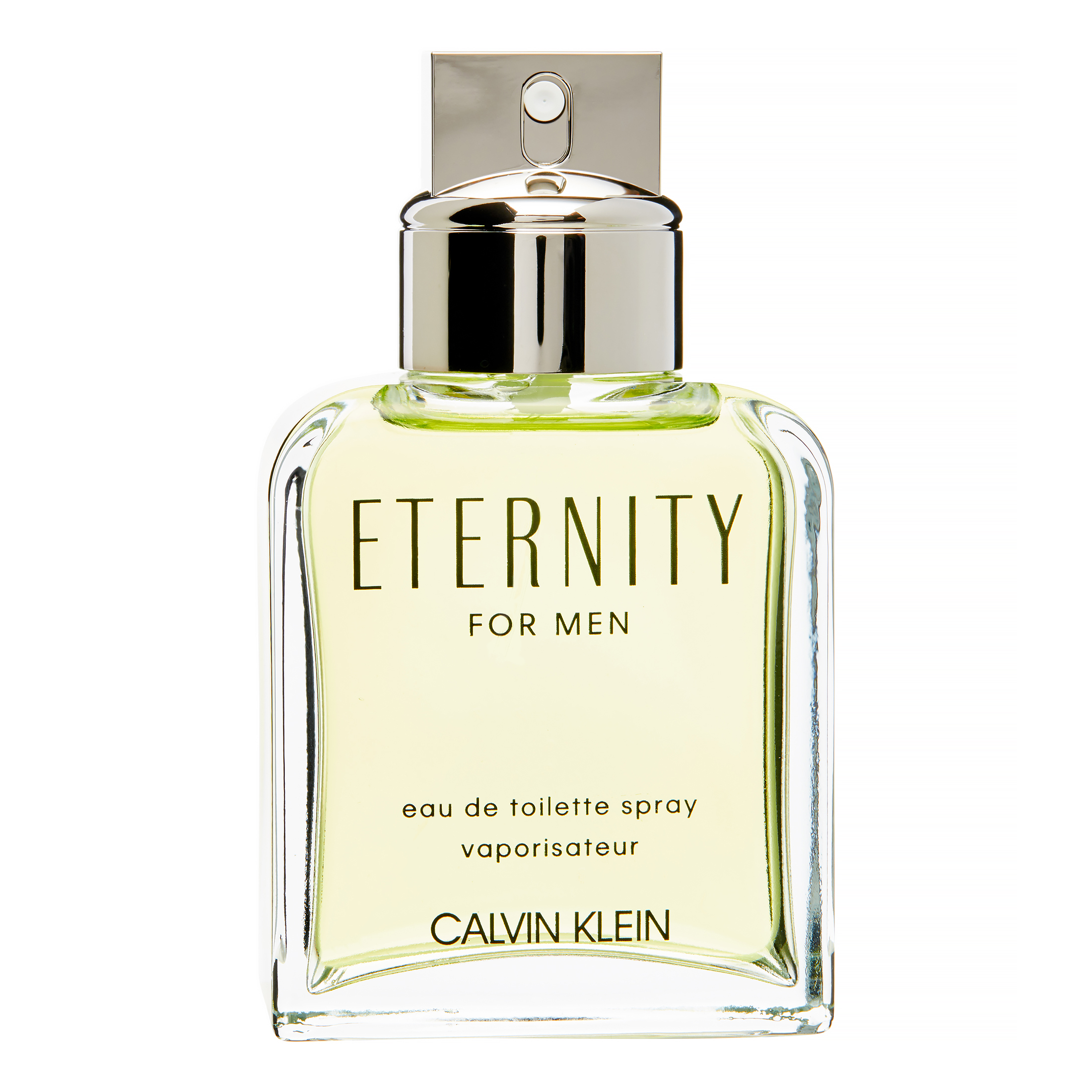 Calvin Klein  Calvin Klein Eternity Eau De Toilette Spray, Cologne for Men, 3.4 Oz