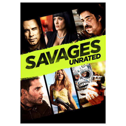Savages (Unrated) (2012)
