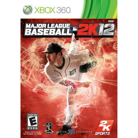 Major League Baseball 2K12 (Xbox 360)