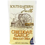 Southeastern Mills Cheddar Garlic Biscuit Mix, 7 oz (Pack of 24)