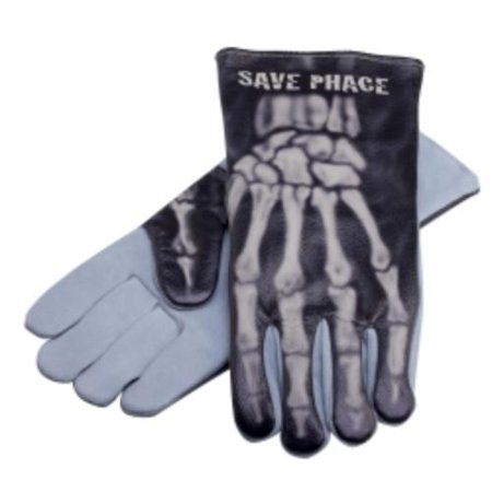 Save Phace 3012701 Bones Welding Gloves (Size XL) (Best Welding Gloves 2019)