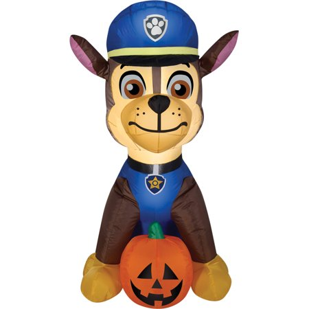 PAW Patrol Chase Airblown Halloween Decoration for $<!---->