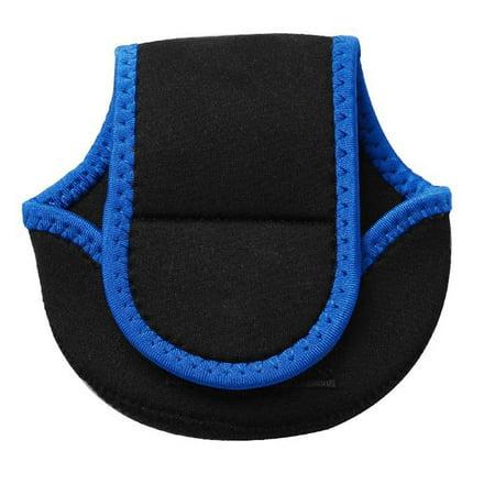 Portable Fishing Reel Bag Baitcasting Fishing Reel Bag Pouch Protective Case Cover Holder Storage Bag