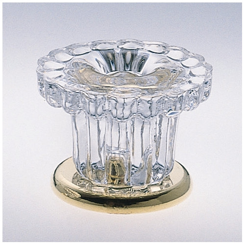 Omnia Glass Crystal Knob
