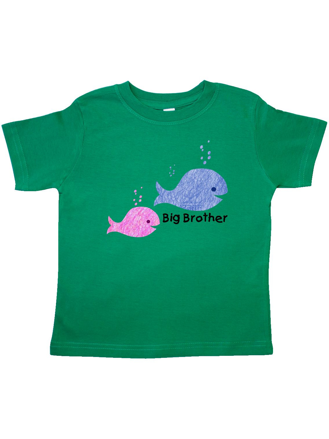 Big Brother with Lil' Sister Toddler T-Shirt