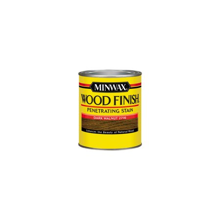 Minwax Woodfinish Dark Walnut 1/2-Pint