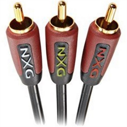 NXG Basix Series Stereo Audio/Video Cable - 1 meter