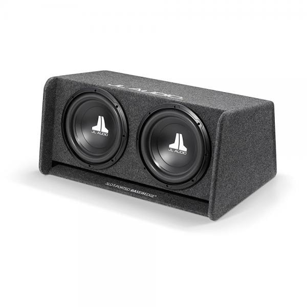 JL AUDIO CP212-W0V3 Dual 12 12W0v3 Ported Subwoofer Enclo...