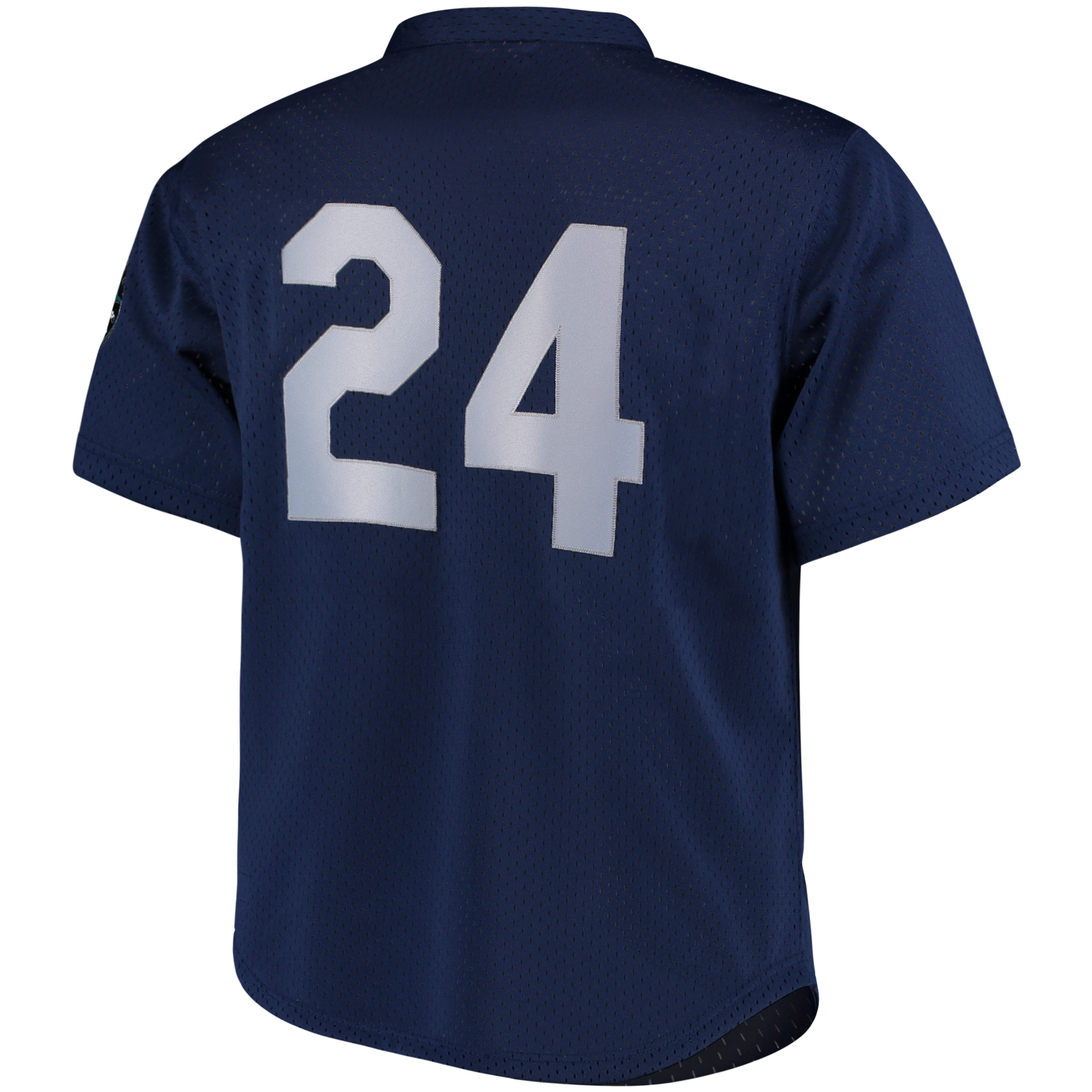 new style e1324 6eacf Ken Griffey Jr. Seattle Mariners Mitchell & Ness Cooperstown Collection  Mesh Batting Practice Jersey - Navy