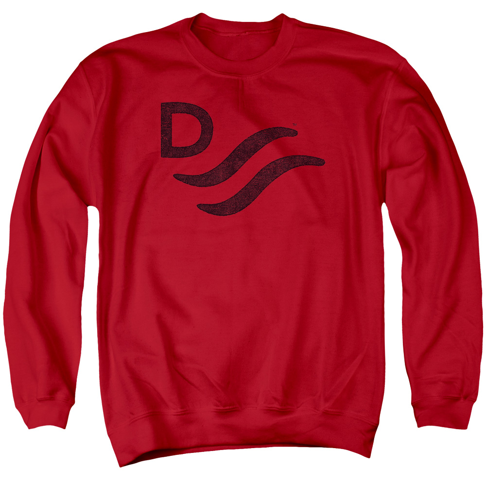 John Wayne Red River D Mens Crewneck Sweatshirt