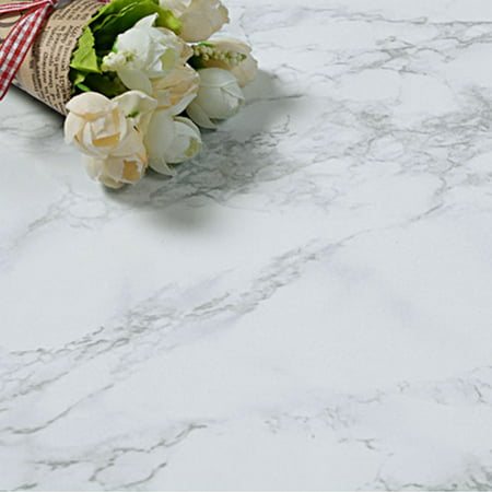 5m Granite Look Marble Effect Contact Paper Film Self Adhesive Wall paper (Magnificent Marble)