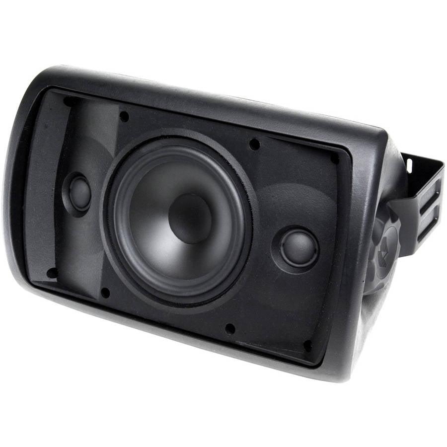 Niles OS6.3SI High-Performance Indoor/Outdoor Loudspeaker, Black