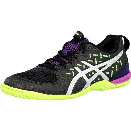 Asics Women's Fortius Tr 2 BlackSilverPistachio Ankle High Cross Trainer Shoe 8.5M