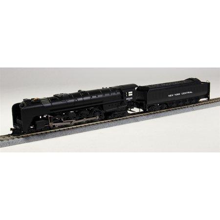- Bachmann 53503 HO New York Central 4-8-4 Steam Locomotive & Tender #6010
