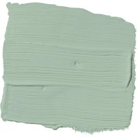 Pale Jade, Green & Sage, Paint and Primer, Glidden High Endurance Plus Interior
