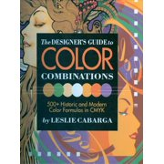 The Designer's Guide to Color Combinations - eBook