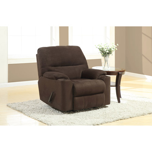 Dorel Home Home Theater Microfiber Recliner