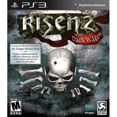 (PlayStation 3) Risen 2: Dark Waters (Action (Best Deals On Ps3 Games)