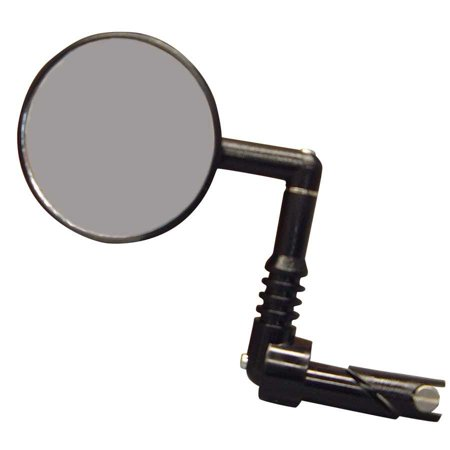 Mirrycle Mirror For MTB/ Hybrids (Mirrycle Mtb Bar End Mountain Bicycle Mirror)