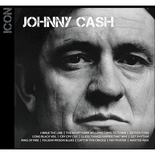 Johnny Cash - Icon Series: Johnny Cash (CD)