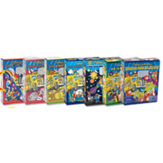 The Young Scientists Club WH-925-MSB-9KITS Magic School Bus - 9 Kit Series