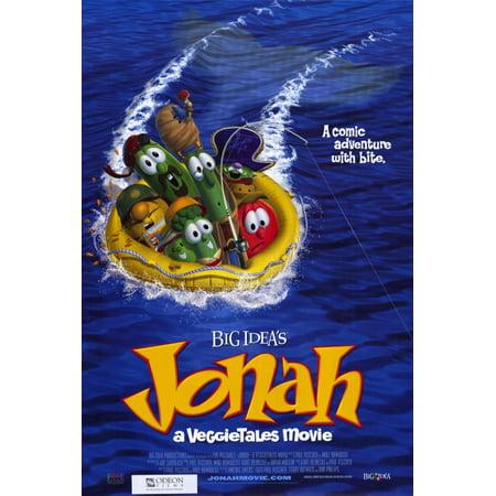 Jonah: A Veggie Tales Movie (2002) 11x17 Movie - Halloween Veggie Appetizers