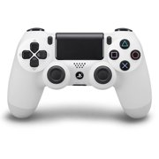 Sony PlayStation PS4 Dualshock 4 Controller, Glacier White, CUH-ZCT1U