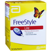 FreeStyle Lite Blood Glucose Monitoring System 1 Each (Pack of 3)