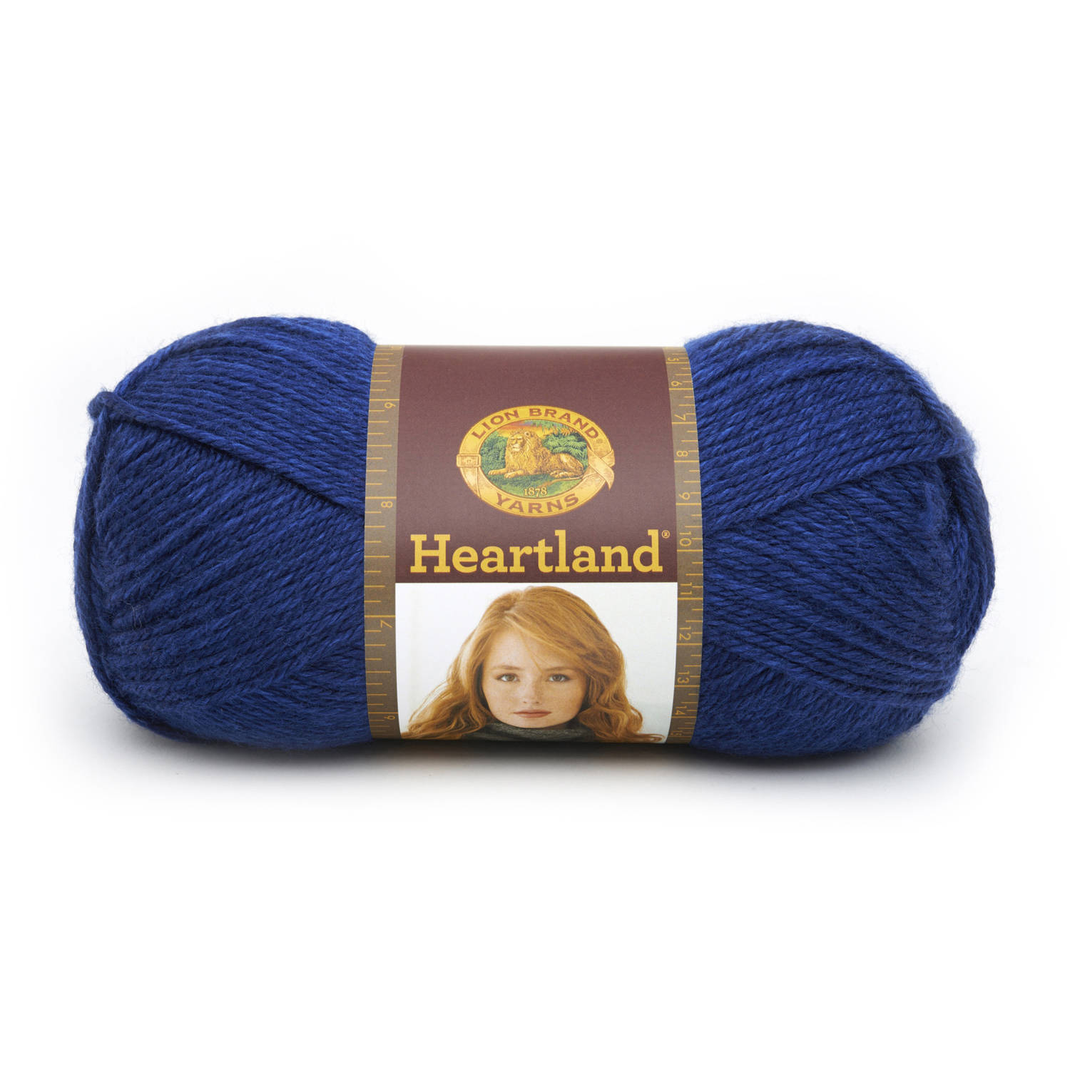 Lion Brand Yarn Heartland 3-Pack 100 Percent Acrylic Yarn