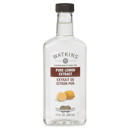 Watkins Pure Lemon Extract 11 fl. (Pure Lemon Extract)
