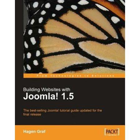 Building Websites with Joomla! 1.5 - eBook